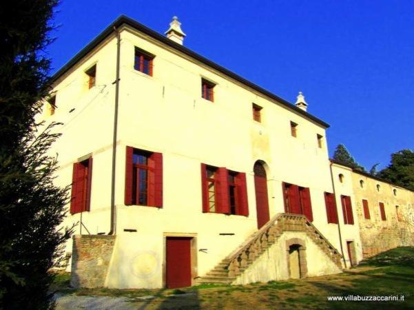 Villa Buzzaccarini a Monselice
