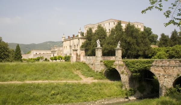 Castello Cataio a Battaglia Terme