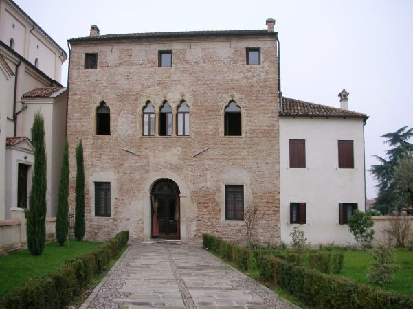 Palazzo Orsati a Casalserugo