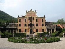Villa Barbarigo e girdini di Valsanzibio